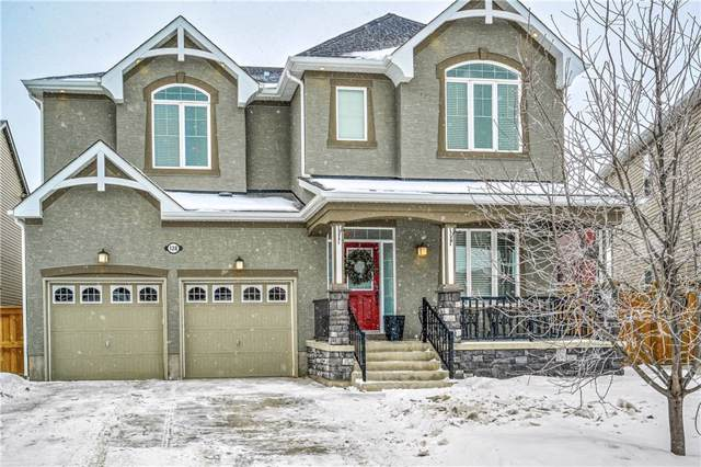 128 Waterlily Cove, Chestermere, AB T1X 0R2 (#C4279446) :: Canmore & Banff