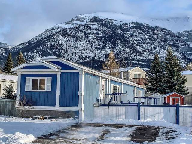 345 Grotto Road, Canmore, AB T1W 1K2 (#C4279458) :: Redline Real Estate Group Inc