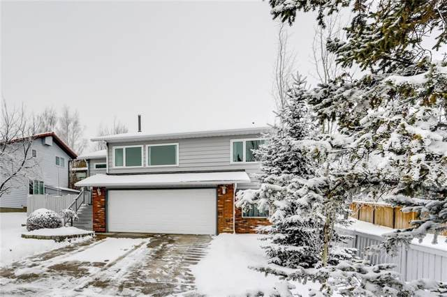 203 Edenwold Drive NW, Calgary, AB T3A 3S4 (#C4279477) :: Canmore & Banff