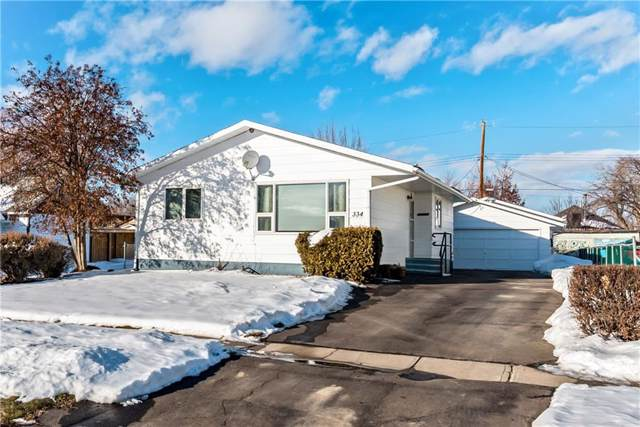 334 48 Avenue W, Claresholm, AB T0L 0T0 (#C4279479) :: Redline Real Estate Group Inc