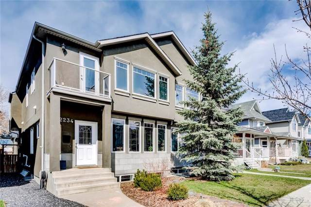2234 Bowness Road NW, Calgary, AB T2N 3L3 (#C4279482) :: Canmore & Banff