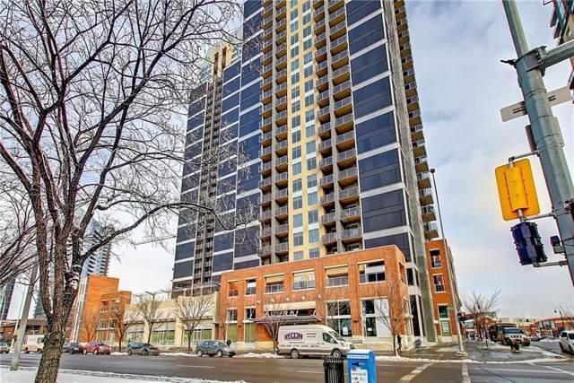 1320 1 Street SE #1209, Calgary, AB T2G 0G8 (#C4279502) :: Redline Real Estate Group Inc