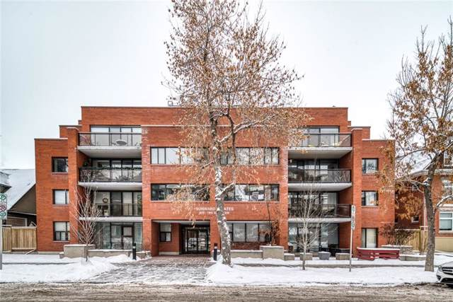 929 18 Avenue SW #404, Calgary, AB T2T 0H2 (#C4279504) :: Canmore & Banff