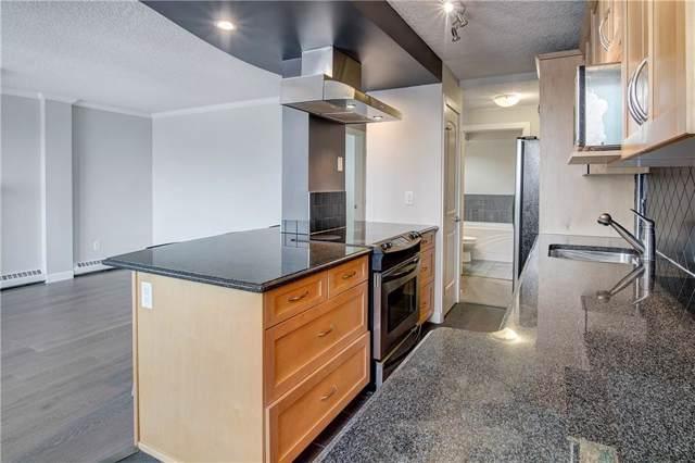 1225 15 Avenue SW #802, Calgary, AB T3C 0X5 (#C4279525) :: Western Elite Real Estate Group