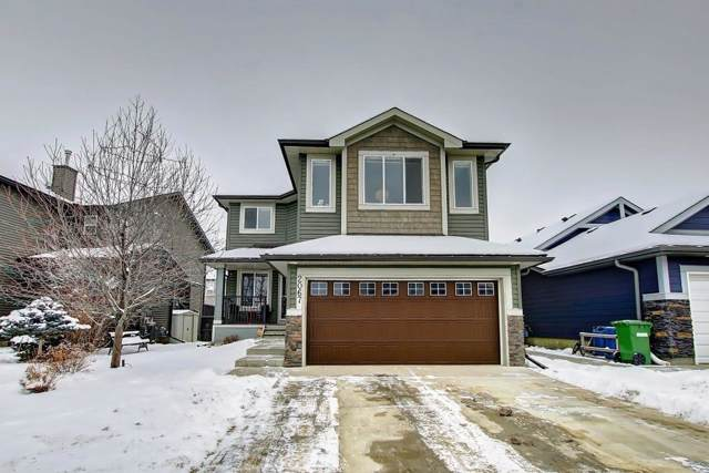 2067 Luxstone Boulevard SW, Airdrie, AB T4B 0J8 (#C4279539) :: Redline Real Estate Group Inc
