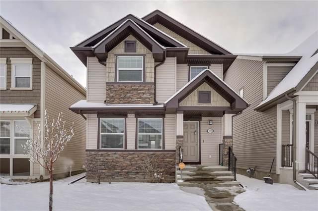314 Skyview Springs Garden(S) NE, Calgary, AB T3N 0B6 (#C4279571) :: Redline Real Estate Group Inc