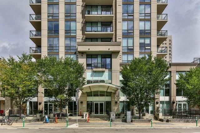 1118 12 Avenue SW #1508, Calgary, AB T2R 0P4 (#C4279593) :: Western Elite Real Estate Group