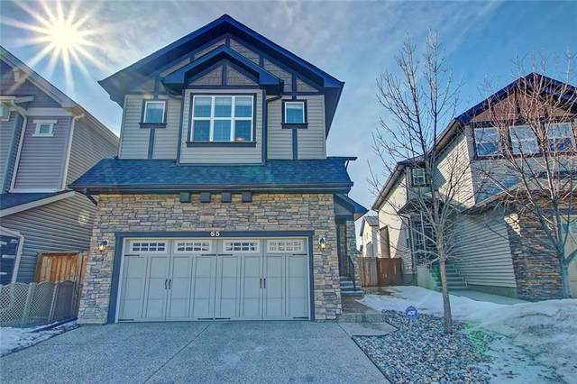 65 Sage Bank Crescent NW, Calgary, AB T3R 0J2 (#C4279611) :: The Cliff Stevenson Group