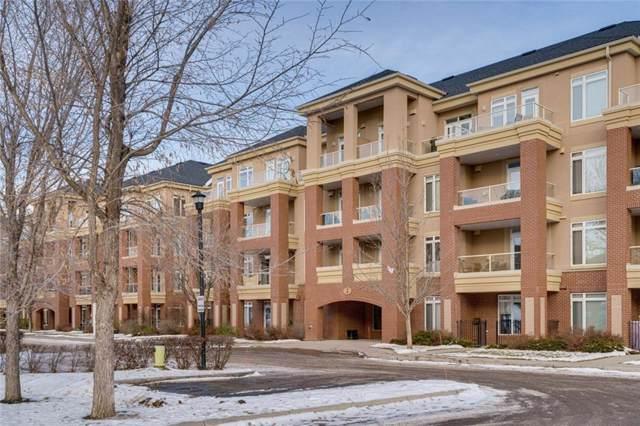 6 Hemlock Crescent SW #307, Calgary, AB T3C 2Z1 (#C4279732) :: Canmore & Banff