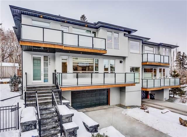 2205 15 Street SW, Calgary, AB T2T 6V2 (#C4279738) :: Redline Real Estate Group Inc
