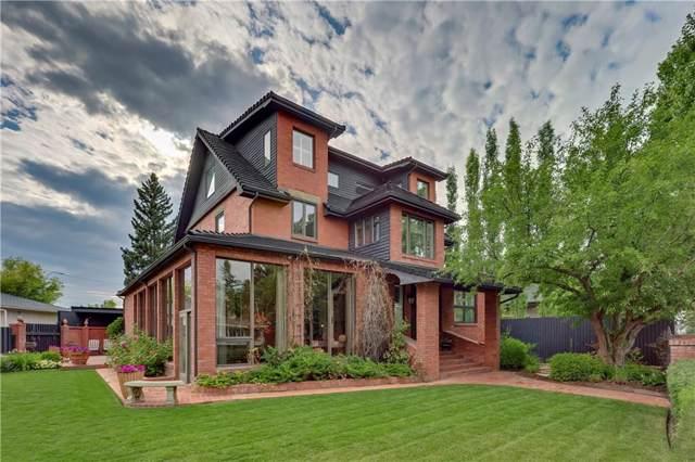 2707 Wolfe Street SW, Calgary, AB T2T 3R8 (#C4279804) :: Redline Real Estate Group Inc