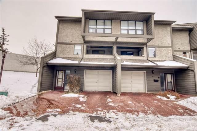 4935 Dalton Drive NW #708, Calgary, AB T3A 2E5 (#C4279814) :: Redline Real Estate Group Inc