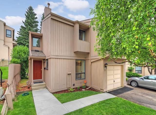 70 Beacham Way NW #57, Calgary, AB T3K 1R8 (#C4279818) :: Redline Real Estate Group Inc