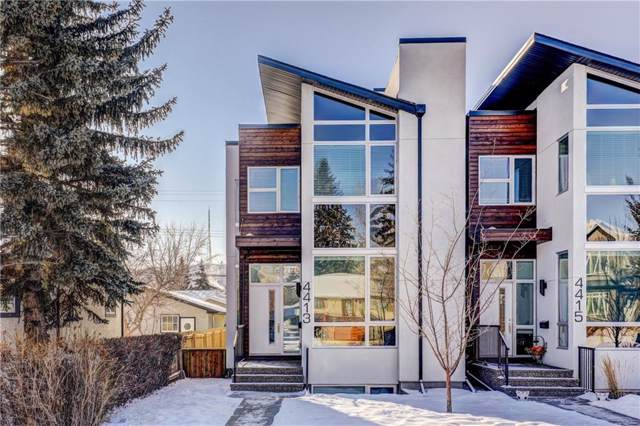 4413 19 Avenue NW, Calgary, AB T3B 0R8 (#C4279825) :: Western Elite Real Estate Group