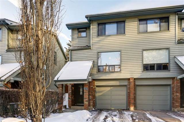 123 Point Drive NW, Calgary, AB T3B 5C8 (#C4279830) :: Canmore & Banff