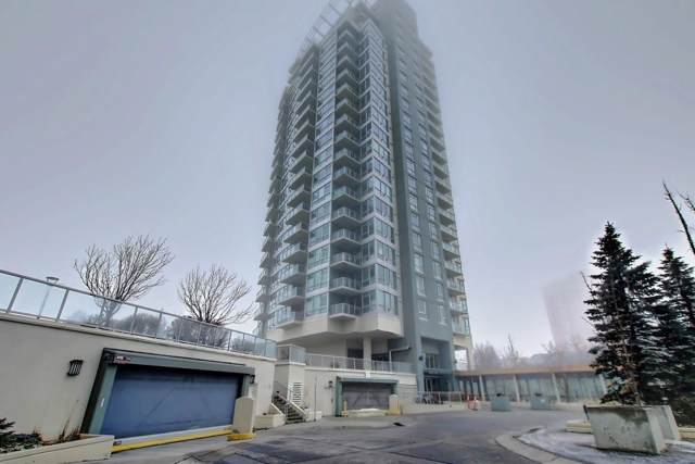55 Spruce Place SW #603, Calgary, AB T3C 3X5 (#C4279881) :: Canmore & Banff