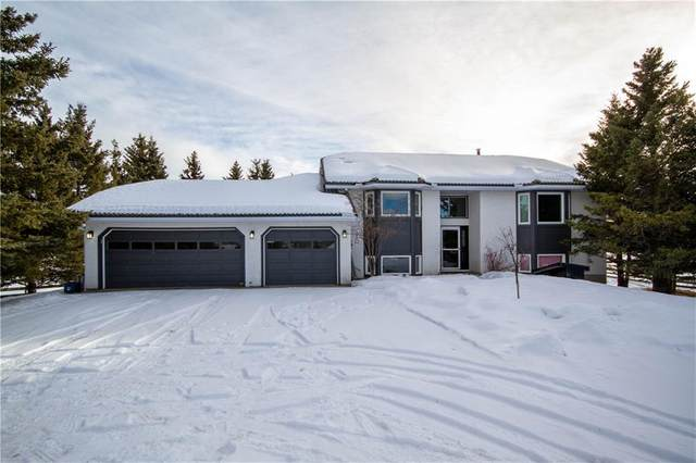 19 Priddis Creek Drive, Rural Foothills County, AB T2P 2T2 (#C4279885) :: The Cliff Stevenson Group