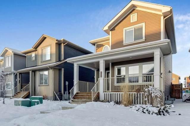 379 Fireside Place, Cochrane, AB T4C 0R3 (#C4279899) :: Redline Real Estate Group Inc