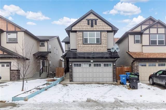 126 Skyview Ranch Crescent NE, Calgary, AB T3N 0E3 (#C4279908) :: Redline Real Estate Group Inc