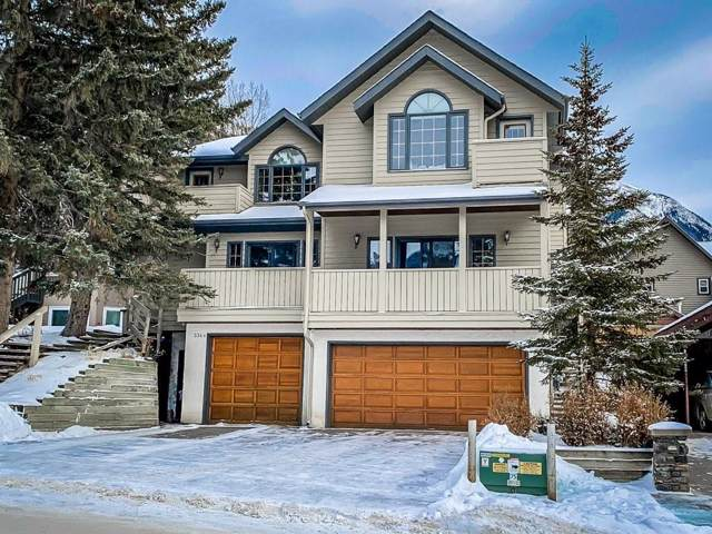 334 Muskrat Street A, Banff, AB T1L 1E3 (#C4279925) :: Redline Real Estate Group Inc