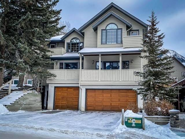 334 Muskrat Street B, Banff, AB T1L 1E3 (#C4279926) :: Redline Real Estate Group Inc