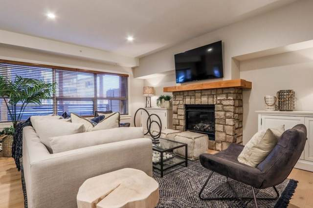 Spring Creek Drive #106, Canmore, AB T1W 0L9 (#C4279945) :: Canmore & Banff