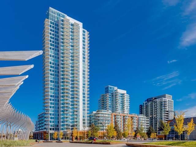510 6 Avenue SE #2008, Calgary, AB T2G 1L7 (#C4279974) :: Redline Real Estate Group Inc