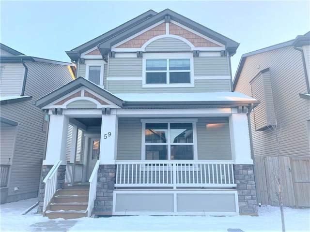 59 Skyview Springs Rise NE, Calgary, AB T3N 0B2 (#C4280005) :: Redline Real Estate Group Inc