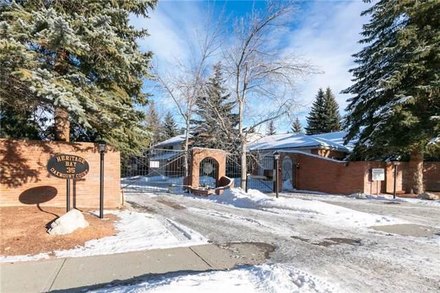 35 Oakmount Court SW #18, Calgary, AB T2V 4Y3 (#C4280014) :: Redline Real Estate Group Inc
