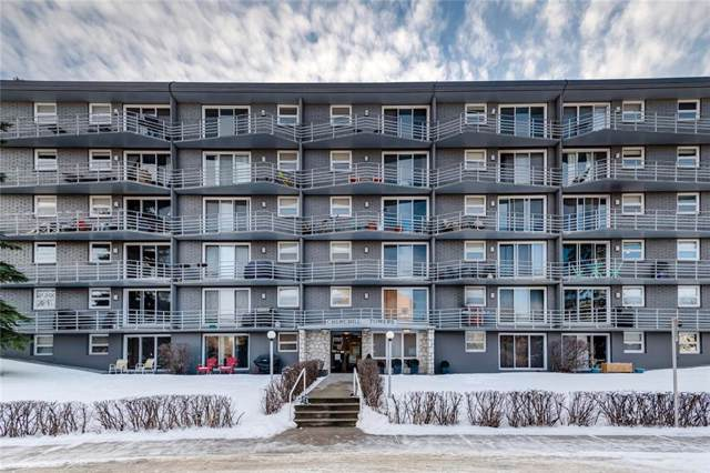 1027 Cameron Avenue SW #205, Calgary, AB T2T 0K3 (#C4280016) :: Canmore & Banff