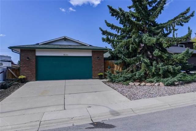 6215 84 Street NW, Calgary, AB T3B 4X4 (#C4280097) :: Virtu Real Estate