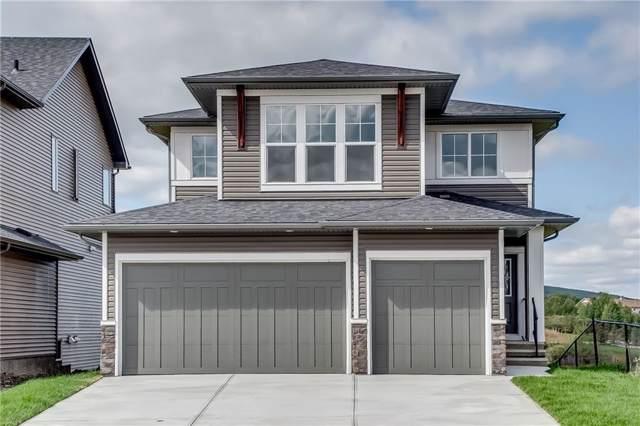 71 Fireside Terrace, Cochrane, AB T4C 2S9 (#C4280105) :: Redline Real Estate Group Inc