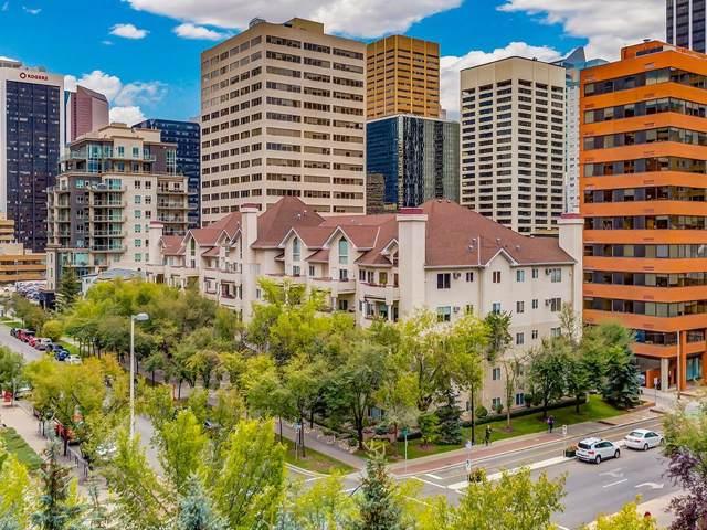 777 3 Avenue SW #310, Calgary, AB T2P 0G8 (#C4280117) :: Canmore & Banff