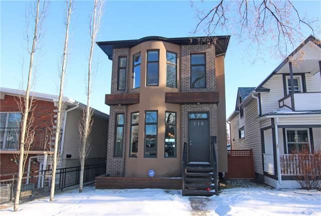 218 8A Street NE, Calgary, AB T2E 4J1 (#C4280139) :: Redline Real Estate Group Inc