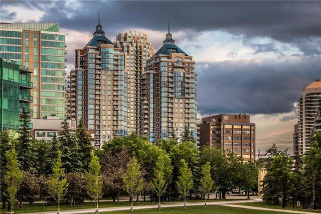 910 5 Avenue SW #707, Calgary, AB T2P 0C3 (#C4280141) :: Redline Real Estate Group Inc
