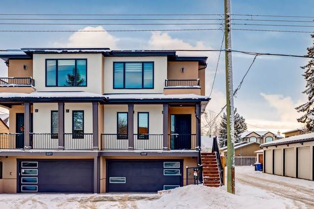 2129 20 Avenue SW, Calgary, AB T2T 0M3 (#C4280161) :: Redline Real Estate Group Inc
