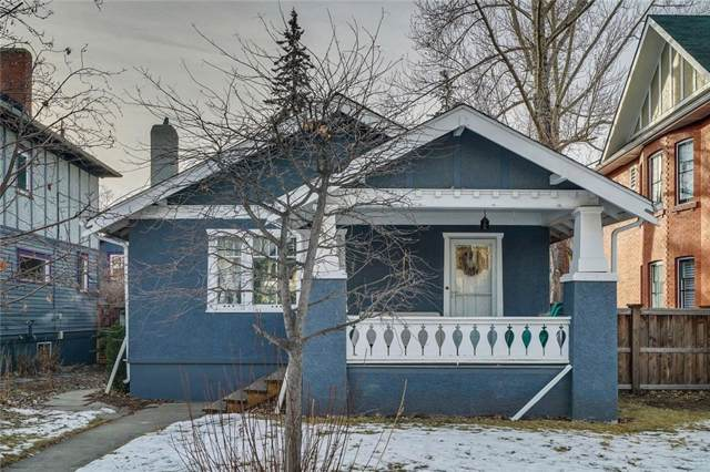 617 22 Avenue SW, Calgary, AB T2S 0H7 (#C4280205) :: Redline Real Estate Group Inc