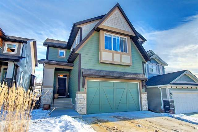 8 Heritage Terrace, Cochrane, AB T4C 0Y3 (#C4280207) :: The Terry Team