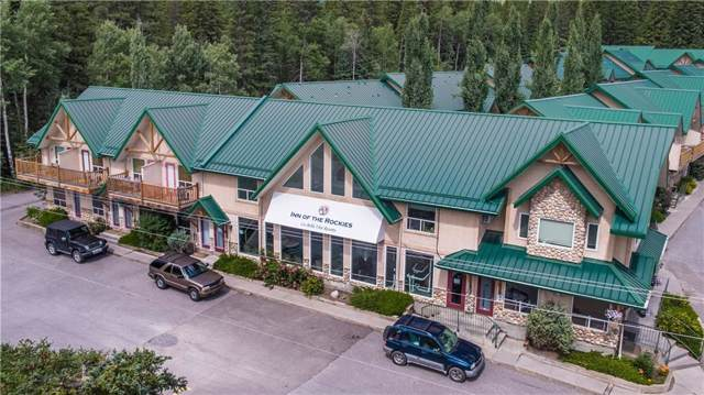 1200 Harvie Heights Road #203, Harvie Heights, AB T1W 2W2 (#C4280232) :: Canmore & Banff