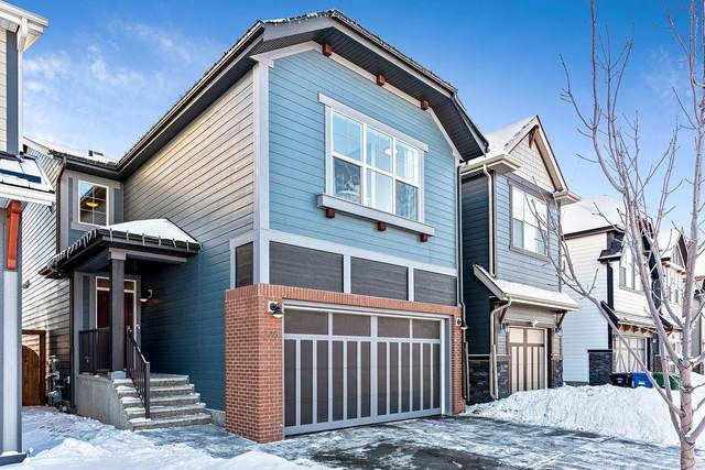 228 Masters Crescent SE, Calgary, AB T3M 2N1 (#C4280247) :: The Cliff Stevenson Group
