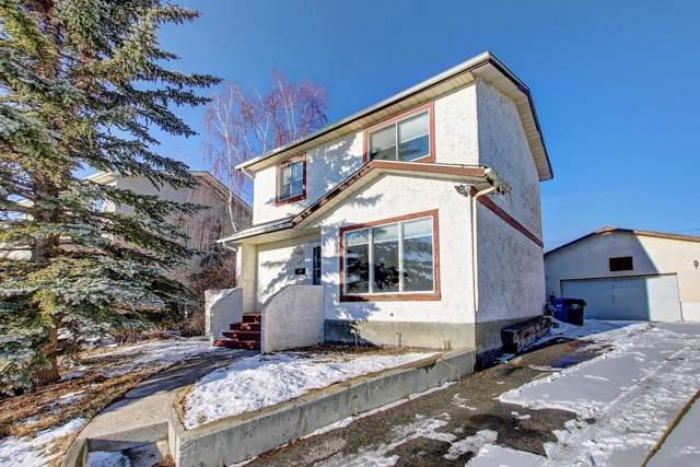 203 Castledale Way NE, Calgary, AB T3J 2A4 (#C4280274) :: Redline Real Estate Group Inc
