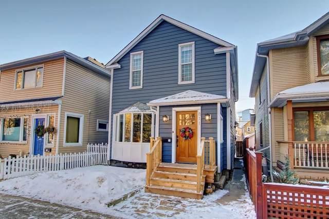 811 4 Avenue NW, Calgary, AB T2N 0M9 (#C4280275) :: Redline Real Estate Group Inc
