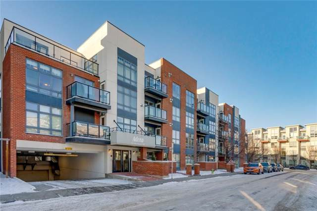 725 4 Street NE #302, Calgary, AB T2E 3S7 (#C4280285) :: Redline Real Estate Group Inc