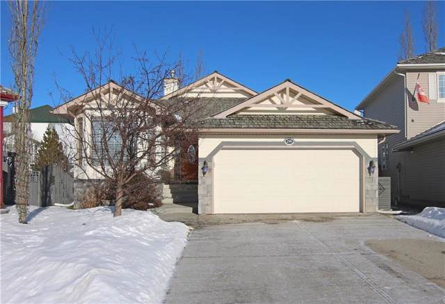 296 Rocky Ridge Drive NW, Calgary, AB T3G 4P4 (#C4280309) :: Redline Real Estate Group Inc