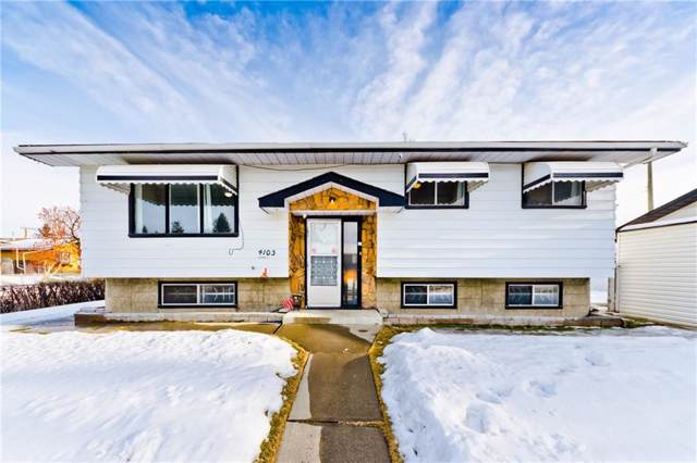 4103 Doverbrook Road SE, Calgary, AB T2B 1X4 (#C4280332) :: Calgary Homefinders