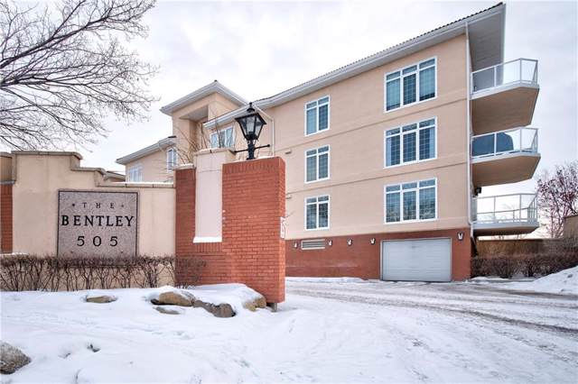 505 Canyon Meadows Drive SW #802, Calgary, AB T2W 5V9 (#C4280335) :: Redline Real Estate Group Inc