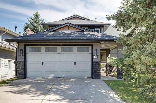 452 Oakside Circle SW, Calgary, AB T2V 4T6 (#C4280343) :: Redline Real Estate Group Inc