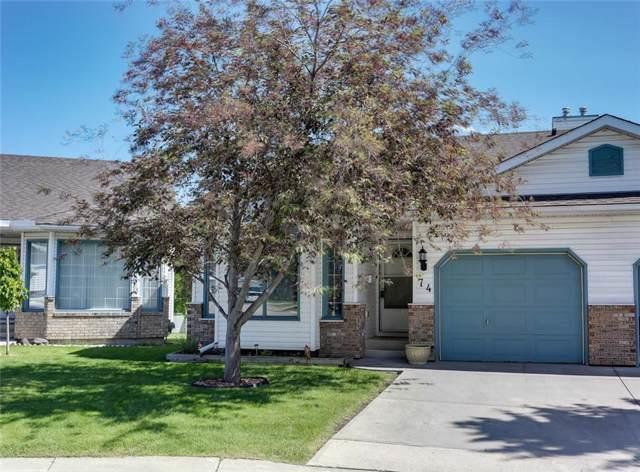 74 Rivercrest Villa(S) SE, Calgary, AB T2C 4K4 (#C4280350) :: Redline Real Estate Group Inc