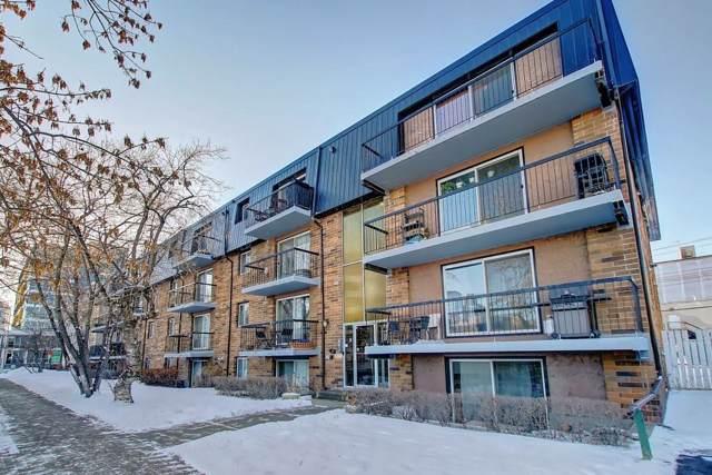 315 9A Street NW #207, Calgary, AB  (#C4280375) :: Redline Real Estate Group Inc