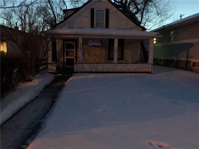 539 Riverside Drive E, Drumheller, AB T0J 0Y5 (#C4280393) :: Redline Real Estate Group Inc